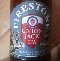 Union Jack IPA by Firestone Walker Brewing Company