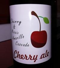 Cherry Ale от Одесская Частная Пивоварня