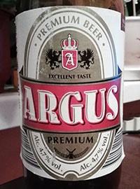 Argus Premium Beer