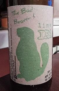 Lime IPA от The Bad Beaver Brewery