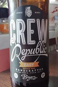 Easy by CREW Republic