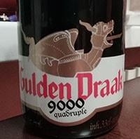 Gulden Draak 9000 by Brouwerij Van Steenberge