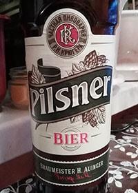 Kruger Pilsner от Томское Пиво