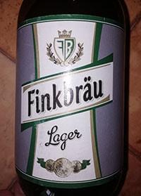 Finkbrau Lager by Birra Castello