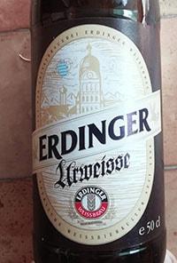 Erdinger Urweisse by Erdinger Weissbrau