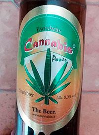 Cannabis Power by Eurobrau