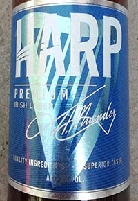 Harp от Московской пивоваренной компании