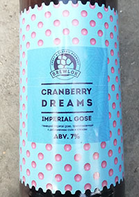 Cranberry Dreams от Brewlok Brewery