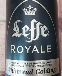 Leffe Royale Whitbread Golding by Abbaye de Leffe