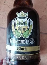 Burgomistr Black от пивоварни Burgomistr