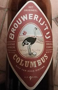 Columbus by Brouwerij 't IJ