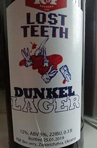 Lost teeth от K&F Brewery