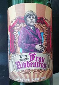 "Frau Ribbentrop от Театр пива ""Правда"""