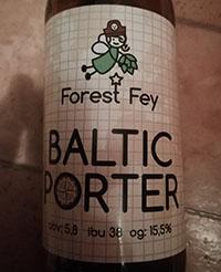 Baltic Porter от пивоварни Forest Fey