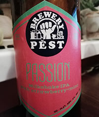 Passion от Pěst Brewery