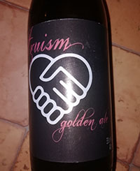 Altruism beer by White Pony Microbrewery