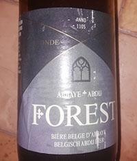 Abbaye de Forest Blonde