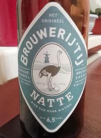 Natte by Brouwerij 't IJ