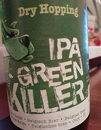 Green Killer by Brasserie de Silly