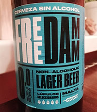Free Damm beer by Grupo Damm