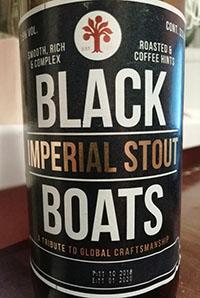 Oranjeboom Black Boats