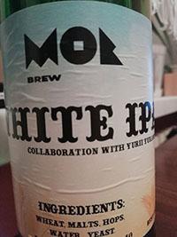 White IPA от пивоварни M.O.B. Brew
