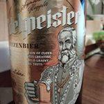 Edelmeister Weizenbier beer by Van Pur