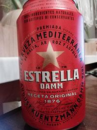 Estrella Damm Receta Original 1876