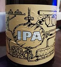 IPA от пивоварни First Wave Brewery