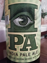 ipa Lakefront Brewery