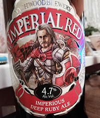 Imperial Red Beer