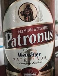 Patronus Premium Weissbier Beer