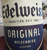 Edelweiss Original Beer