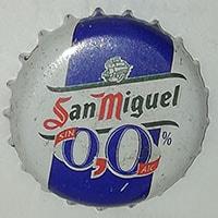 san miguel beer caps