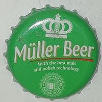 muller beer caps