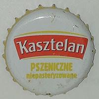 kasztelan pszeniczne niepasteryzowane beer caps