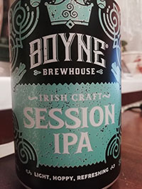 Session IPA Beer
