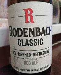 Rodenbach Classic от пивоварни Brouwerij Rodenbach