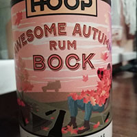 Awesome Autumn Rum Bock