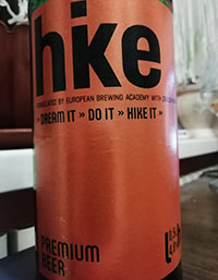 Hike Premium Beer от Оболони