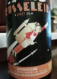 Brusseleir beer by Brasserie de la Senne