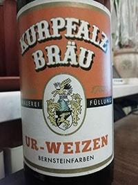 Kurpfalzbrau Ur-Weizen by Welde Braumanufaktur