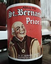 Prior 8 by Brouwerij St. Bernardus