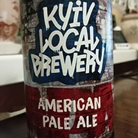 American Pale Ale от Kyiv Local Brewery