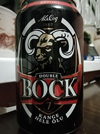 Double Bock by A. Le Coq