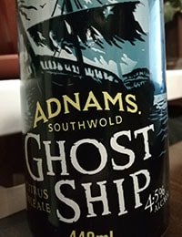 Ghost Ship by Adnams