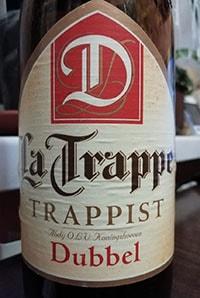 La Trappe Dubbel by Bierbrouwerij De Koningshoeven