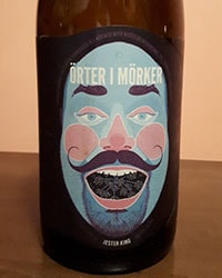 Orter i Morker by Jester King Brewery