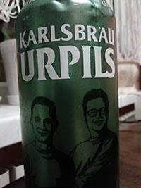 Karlsberg Urpils by Karlsberg Brauerei