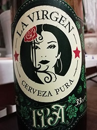 IPA by Cervezas La Virgen